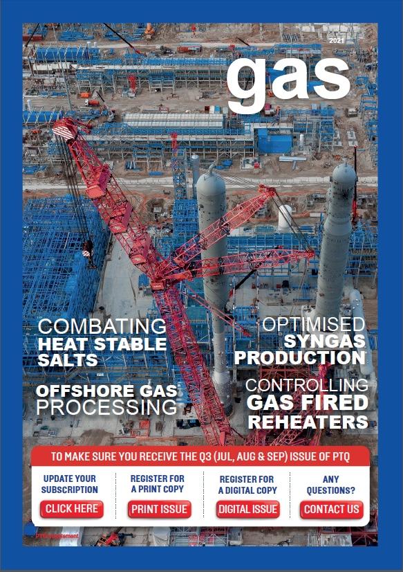 Gas 2021