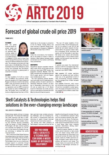 ARTC 2019 Newspaper
