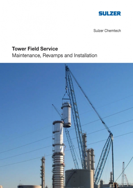 Tower Field Service, Maintenance, Revamps And Installation