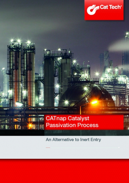CATnap Catalyst Passivation Process