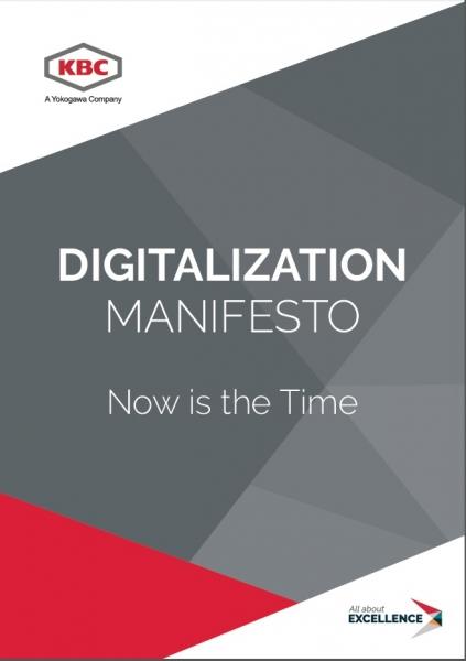 Digitalization manifesto - Now its time