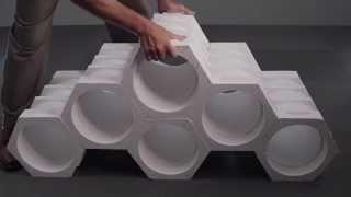 Blasch Precision Ceramics Hex Block instructional video