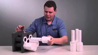 Blasch Precision Ceramics ferrule 1 & 2 piece instructional video