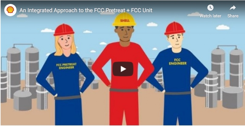 An Integrated Approach to the FCC Pretreat + FCC Unit