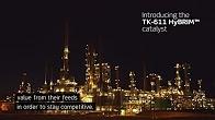 TK-611 HyBRIM™ nikel moly catalyst