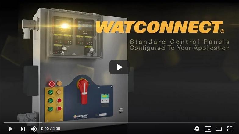 WATCONNECT® Standard Control Panels