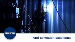 Anti-corrosion excellence with Sulzer Chemtech automated weld overlay