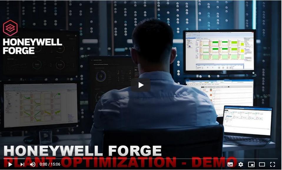 Enhance Enterprise Performance with Honeywell Forge Plant Optimization