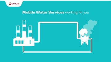 Veolia Mobile Water Services Overview