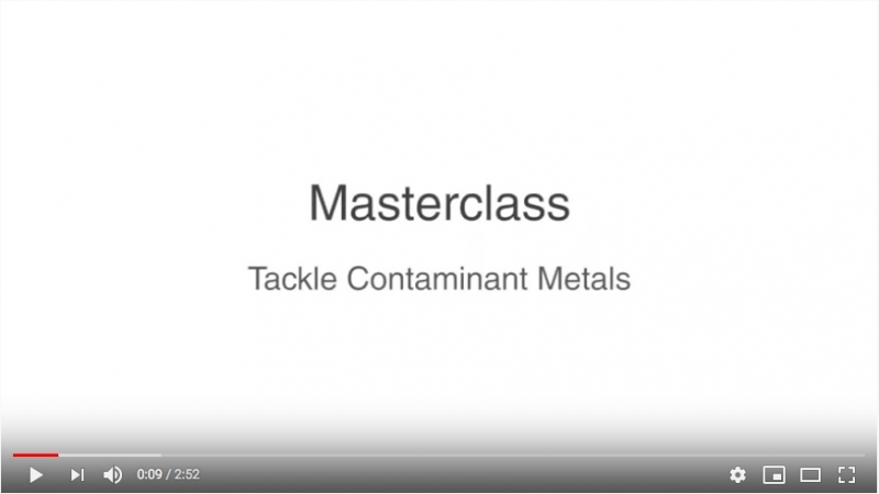 Johnson Matthey - Tackle Contaminant Metals
